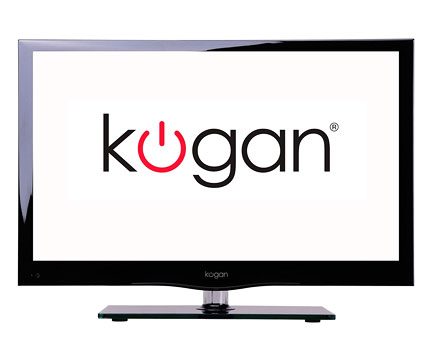 Kogan KULED32BRPAC 32-inch, Full HD, LED TV with Freeview