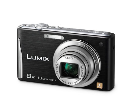 Panasonic Lumix DMC-FS35 Compact Digital Camera