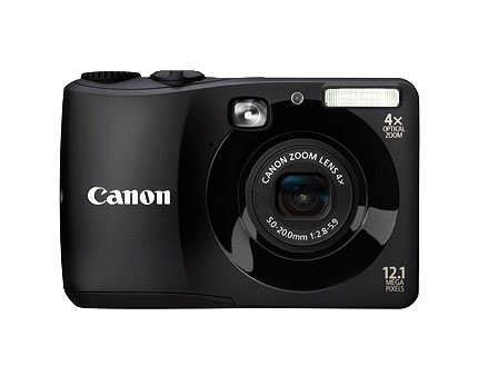 Canon A1200 12MP Digital Camera