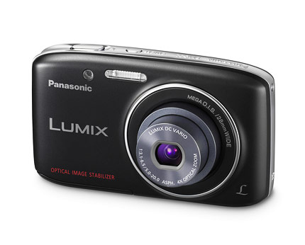 Panasonic Lumix S2 14MP Compact Digital Camera