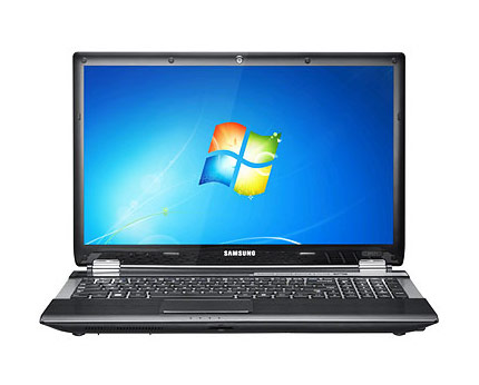 Samsung RF511 Ultra Portable Laptop