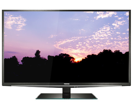Toshiba 46TL868 46-inch, Full HD, LED-Backlit, LCD 3D TV