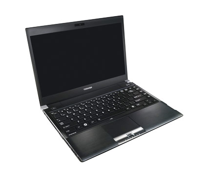 Toshiba R830 13.3-inch Ultra Portable Laptop
