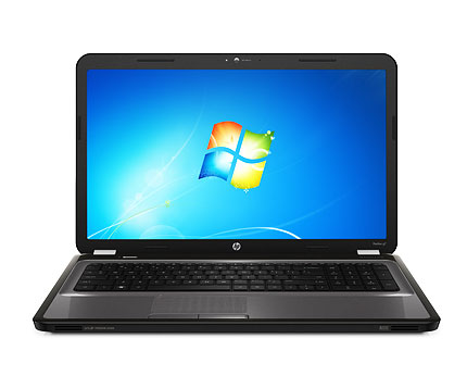 HP G6 Grey Laptop