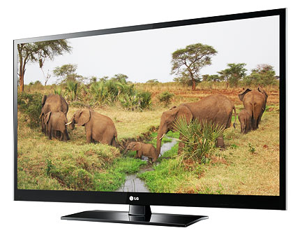 LG 50PZ250T 50-inch, Full HD, Plasma 3D TV with Freeview HD