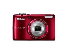Nikon CoolPix L26 16.1MP, Optical Zoom 5x Digital Camera