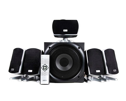 Cheap Xenta XForce 5.1 Surround Sound Speakers