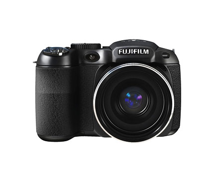 Fujifilm FinePix S2980 Bridge Camera with 18x Optical Zoom