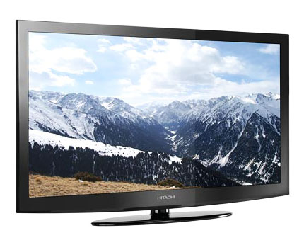 Hitachi L47VG10 47-inch, Full HD, Edge-Lit LED, Budget 3D TV