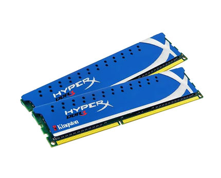Cheap Kingston 8GB 1600MHz HyperX DDR3 Memory