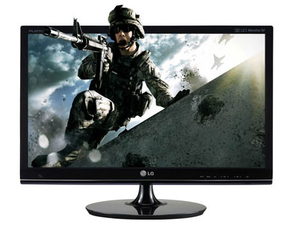 LG DM2780D 27-inch, Full HD, 3D Monitor with DTV Tuner