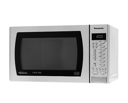 Panasonic NN-CT579SBPQ Grill, Convection and Microwave Oven