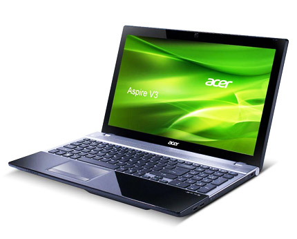 Acer Aspire V3 Laptop Offer