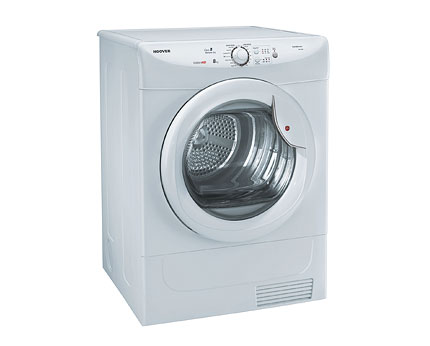 Hoover VHC681B Budget Tumble Dryer
