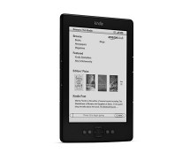 New Kindle 6-inch, Wi-Fi, E Ink Reader, 2012 Model