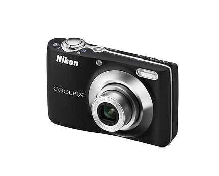 Nikon Coolpix L24 14 MP Digital Camera with 3.6x Optical Zoom