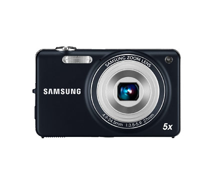 Samsung ST65 14 MP Digital Camera with 5x Optical Zoom