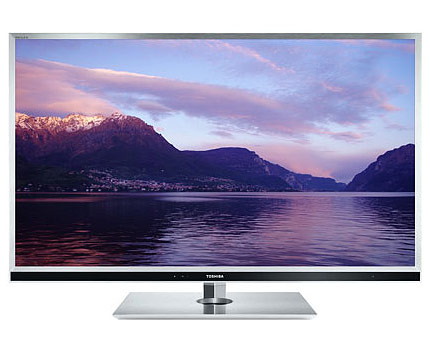 Toshiba 42YL863 42-inch, Full HD, Wi-Fi, LED, 3D TV with Freeview HD