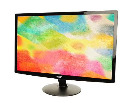 Acer S240HLbid 24-inch, Full HD, LED Budget Monitor