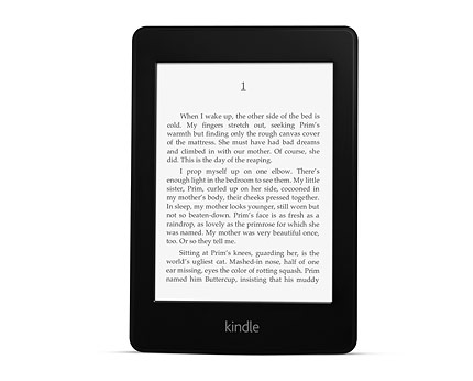 Kindle Paperwhite 6-inch E-Book Reader