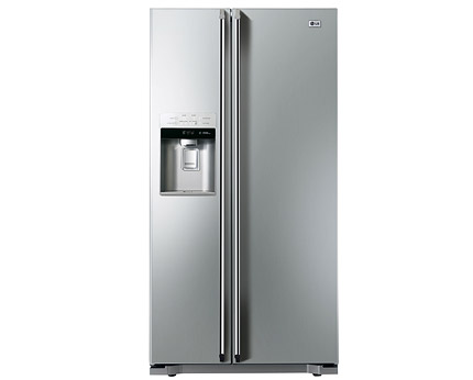 LG GWL227HSYA  American Style Side-By-Side Fridge Freezer