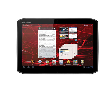 Motorola Xoom 2 16GB Wi-Fi Media Edition Tablet