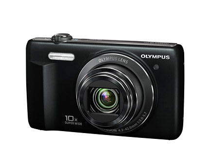 Olympus VR-340 16MP Digital Camera