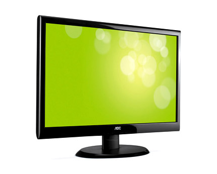 Cheap AOC e2050s 20-inch HD LED Monitor