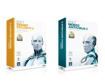 ESET Smart Security V5, 3 Users, Multiple OSes, 1 Year License