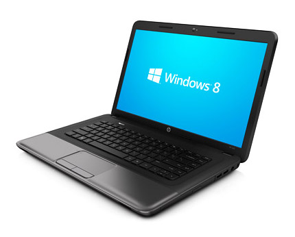 HP 650 Windows 8 Budget Laptop
