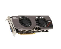 MSI AMD Radeon HD 7850 2GB Graphics Card
