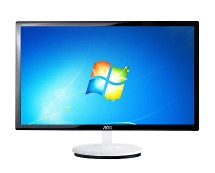 AOC e2343F 23-inch, Full HD, Ultra-Slim Monitor