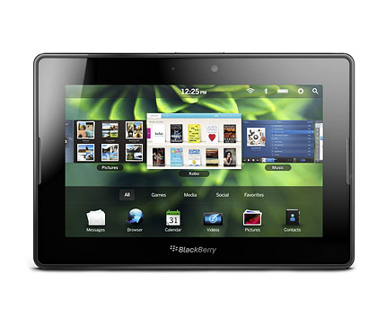 Blackberry Playbook 64GB, 1GHz DC, 1GB Ram WiFi Tablet