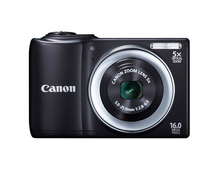 Canon Powershot A810 16MP Budget Digital Camera