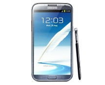 Samsung Galaxy Note 2 Blue