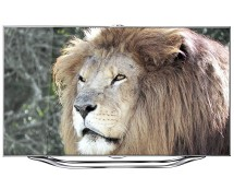 Samsung ES8000 Wi-Fi, LED, Camera, Smart 3D TV