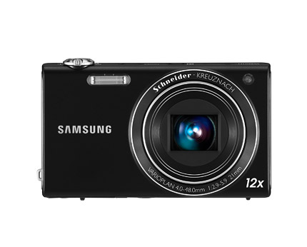 Samsung WB210 16.2MP Digital Camera Deal