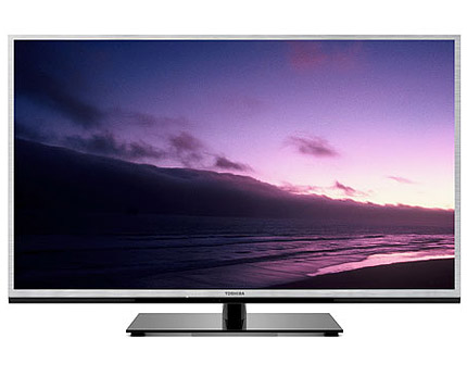 Toshiba 40TL963B 40-inch, Full HD, LED, Smart 3D TV with Freeview HD