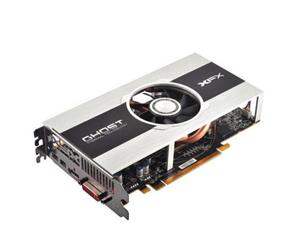 XFX AMD Radeon HD 7850 2GB Graphics Card