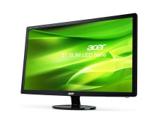 Acer S271HLAbid 27-inch, Full HD, LED Monitor