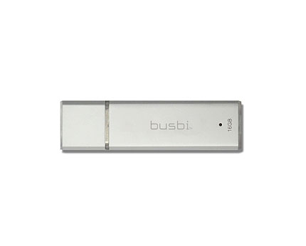 Busbi 16GB USB 3.0 Flash Drive Flash Drive