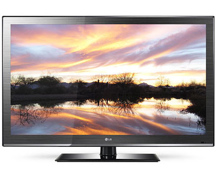 LG 42CS460 Full HD Budget TV