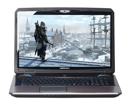 Medion ERAZER X7819 Gaming Laptop