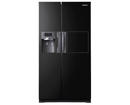Samsung RSH7ZNBP H Series Side-By-Side Fridge Freezer