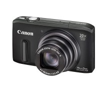 Canon SX240 HS, 12.1MP Camera with 20x Optical Zoom