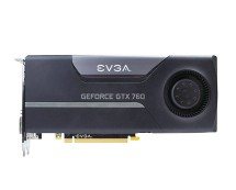 Evga Geforce GTX 760, 2GB Graphics Card