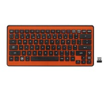 LK212O Wireless Keyboard - Orange