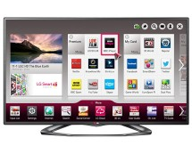 LG 50LA620V, 50-inch, LED, Smart 3D TV