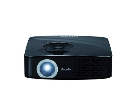 Philips PPX1230 Pocket Video Projector